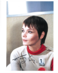 "Carolyn Seymour,  ""Survivors"", Doctor Who, Zombie,  genuine signed 10x8 autograph 10347"